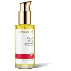 Dr.Hauschka Масло для тела Лимон и лемонграсс (Pflegeol Citrone Lemongrass), 75 мл